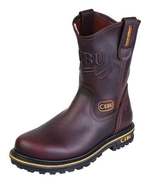 Men's Cebu Work Boot Shedron Tractor STK