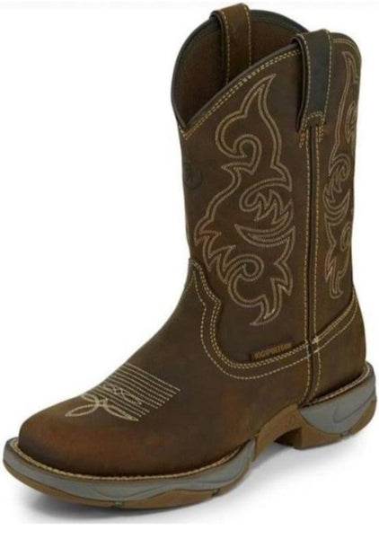 Tony Lama Work Boot Brown RR3353