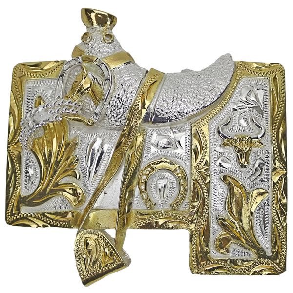 Belt Buckle Saddle