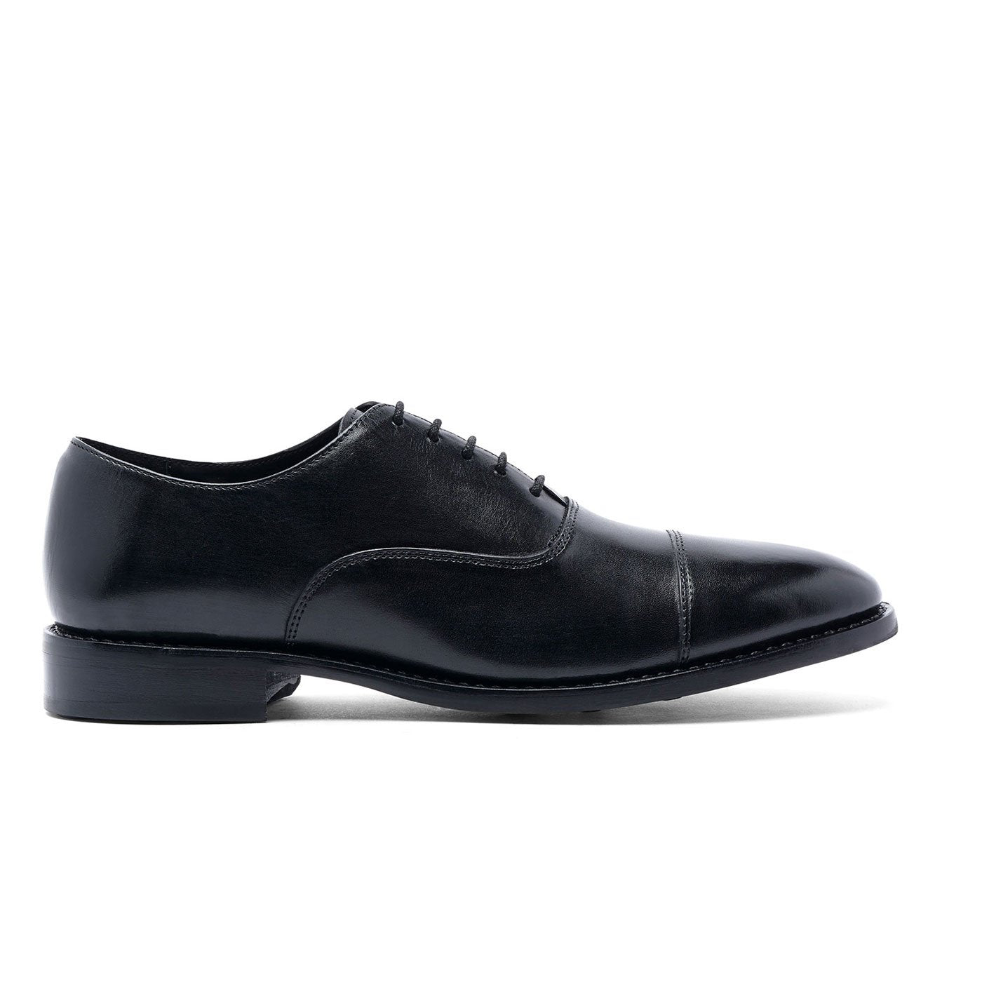 Clinton Cap Toe Oxford, Rubber Sole