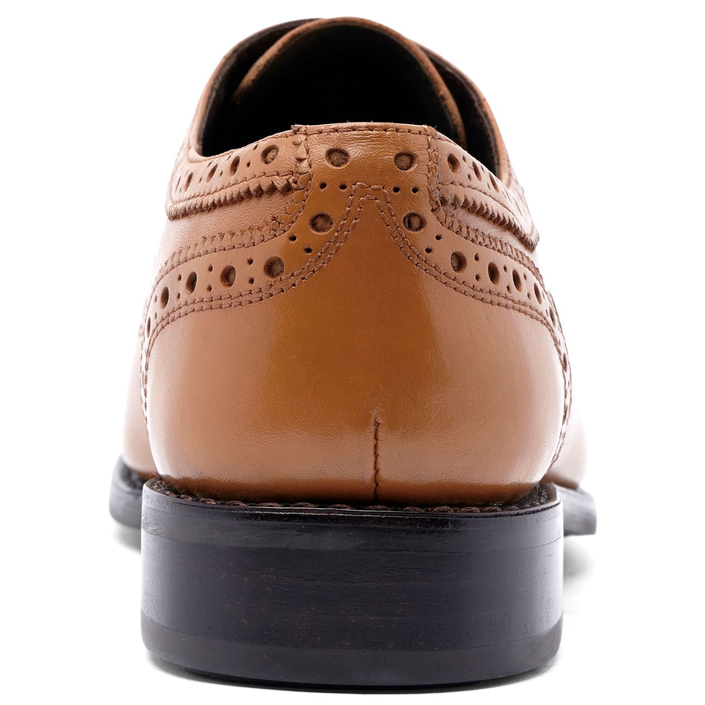 Ford Quarter Brogue Oxford, Rubber Sole