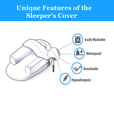 Cover features best baby bedside bassinet for newborn sleeping