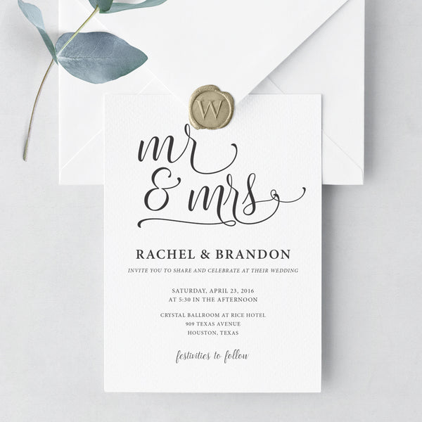 Invitation Shoppe Whimsical