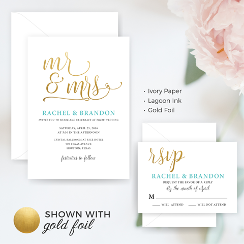 Invitation Shoppe Whimsical Set