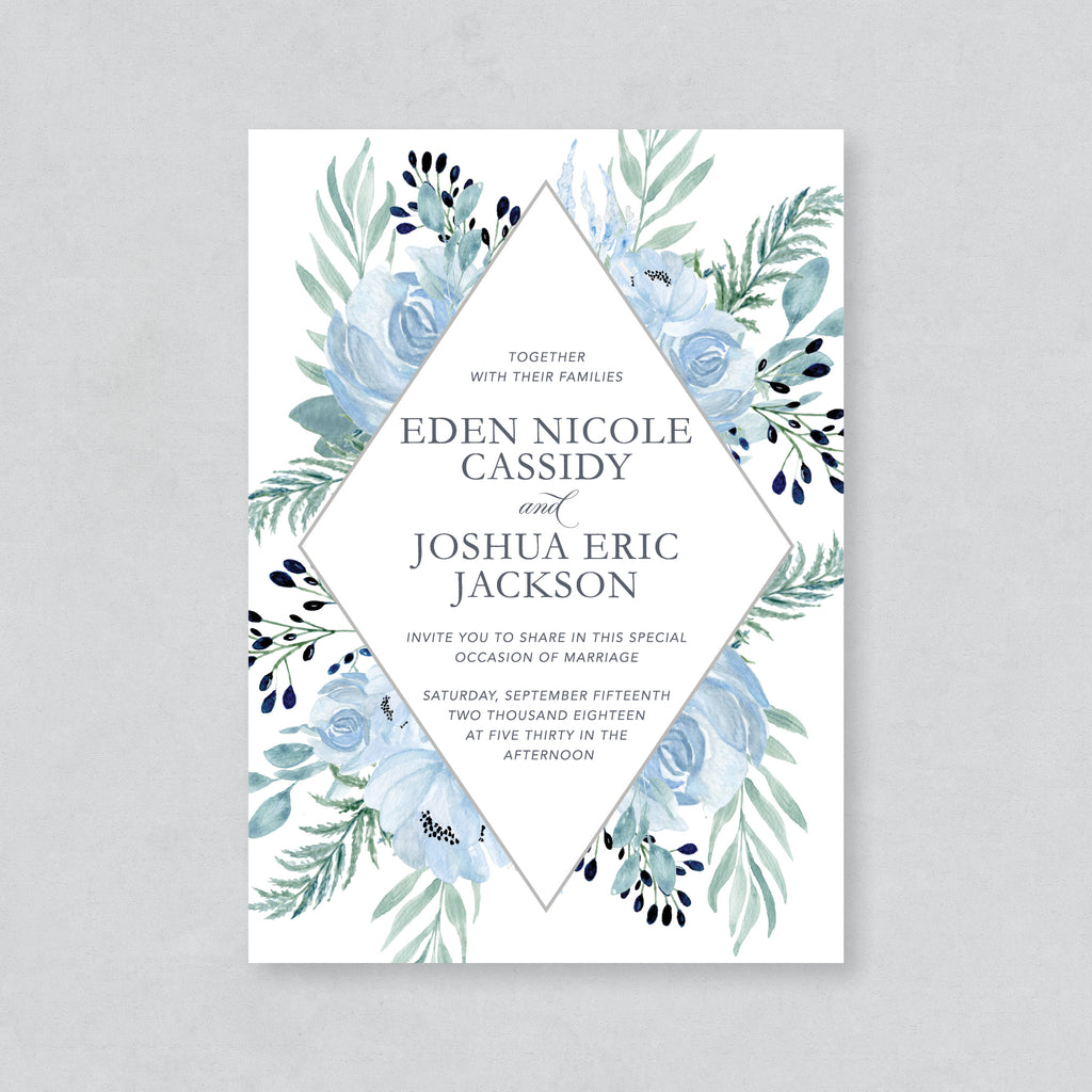 Invitation Shoppe Eden's Garden