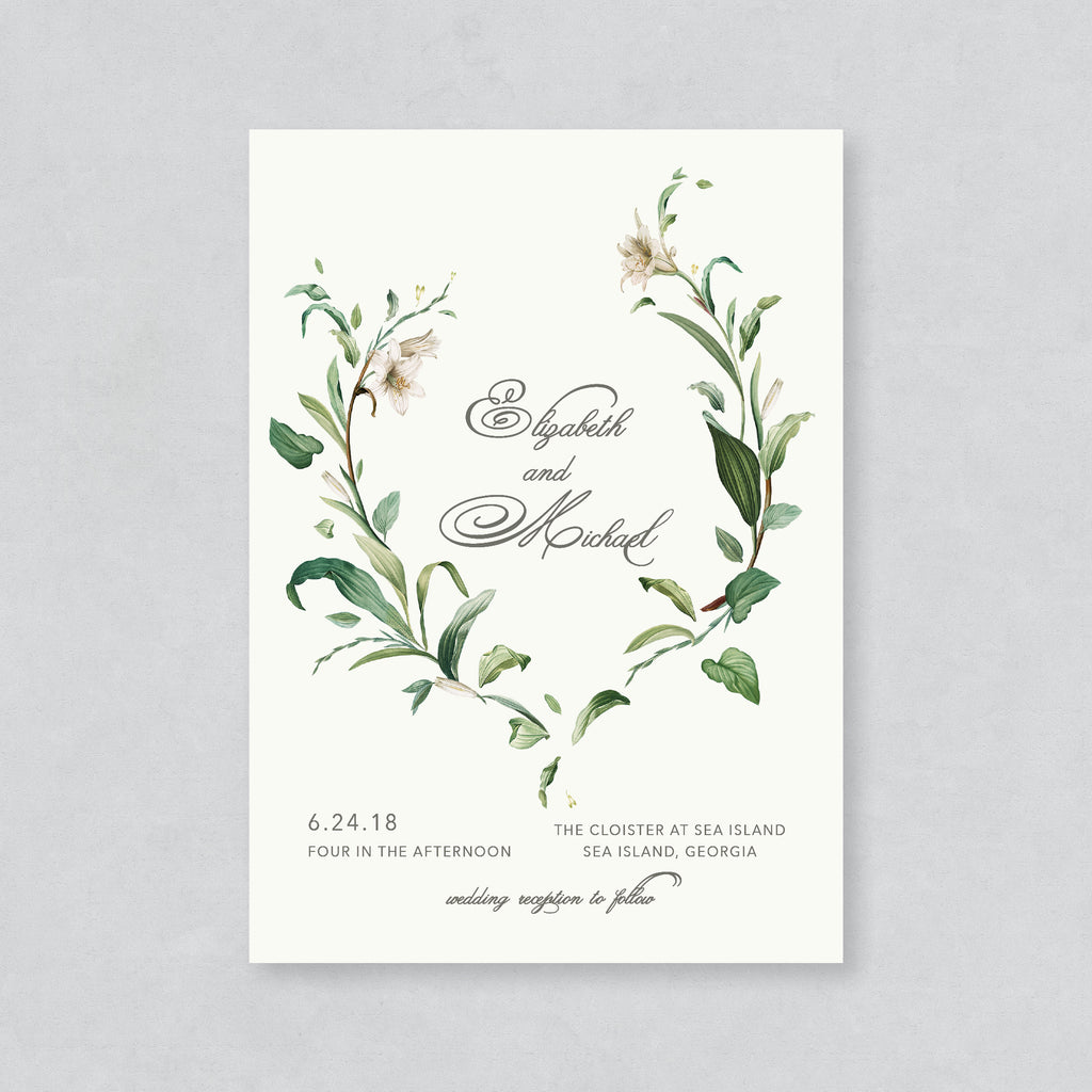 Invitation Shoppe Lovely Floral