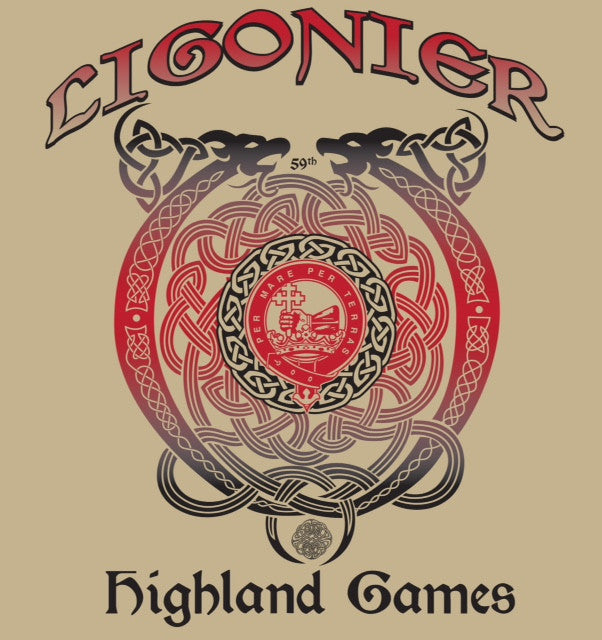 Fiddle Raffle for Ligonier Highland Games