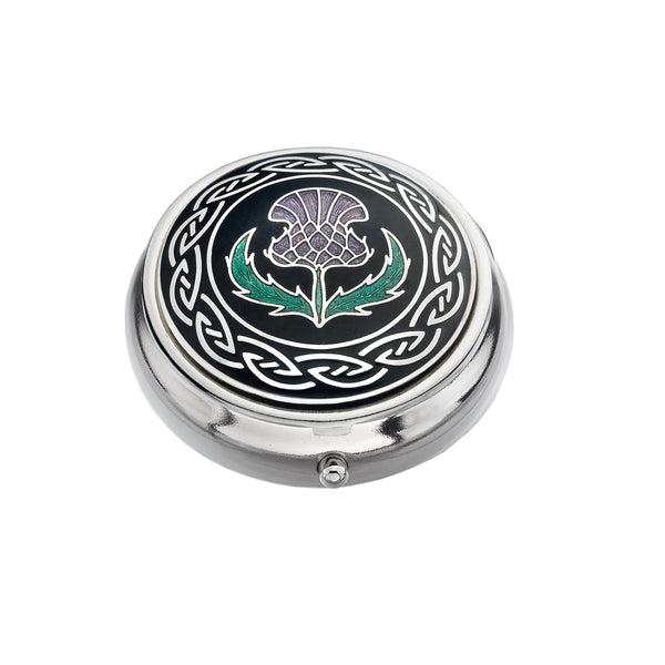 Celtic Pill Boxes &  Mirrors