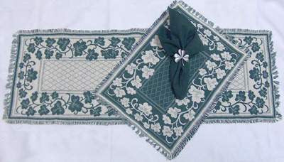 Irish 100% cotton Placemats