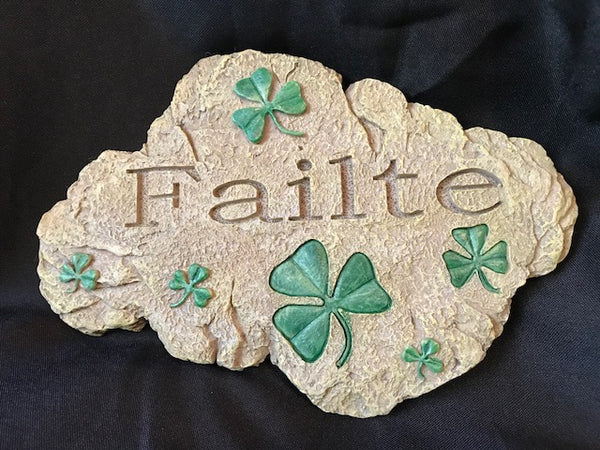 Fáilte Stepping Stone