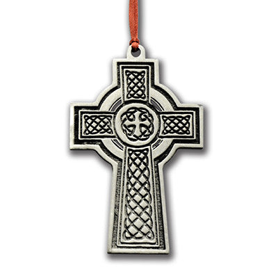 Pewter Ornaments - Celtic Designs - Black Friday Sale !!!