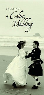 Creating -  a Celtic Wedding Booklet