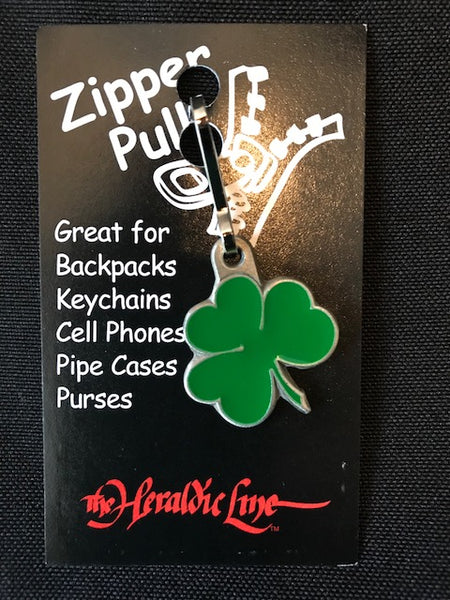 Zipper Pulls - Celtic Favorite