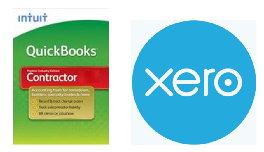 QuickBooks Vs. Xero Accounting For Contractors
