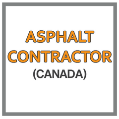 QuickBooks Chart Of Accounts For Asphalt Contractor Based In Canada