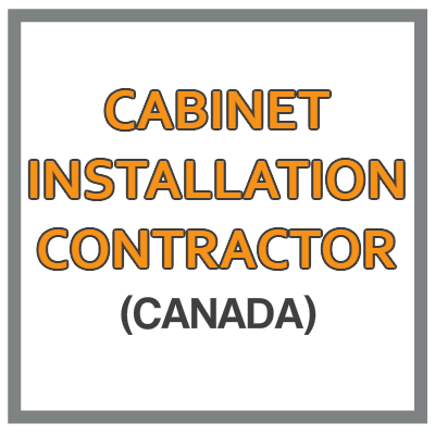 QuickBooks Chart Of Accounts For Cabinet Installation Contractor Based In Canada