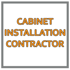 QuickBooks Set Up And Chart Of Accounts Templates For Cabinet Installation Contractor