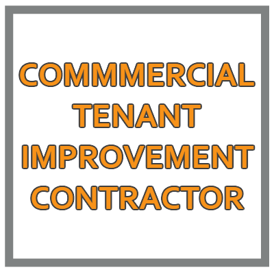 QuickBooks Set Up And Chart Of Accounts Templates For Commercial Tenant Improvement Contractor