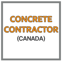 QuickBooks Chart Of Accounts For Concrete Contractor Based In Canada