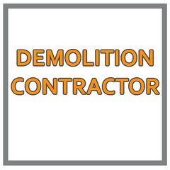 QuickBooks Set Up And Chart Of Accounts Templates For Demolition Contractor