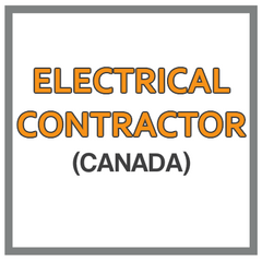 QuickBooks Chart Of Accounts For Electrical Contractor Based In Canada