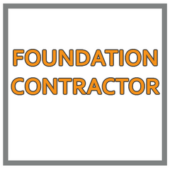 QuickBooks Set Up And Chart Of Accounts Templates For Foundation Contractor