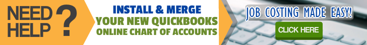 Install And Merge QuickBooks Online Chart Of Accounts