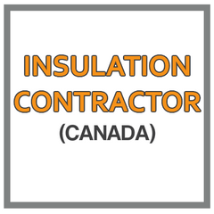 QuickBooks Chart Of Accounts For Insulation Contractor Based In Canada