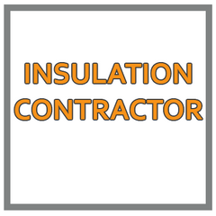 QuickBooks Set Up And Chart Of Accounts Templates For Insulation Contractor