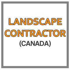 QuickBooks Chart Of Accounts For Landscape Contractor Based In Canada