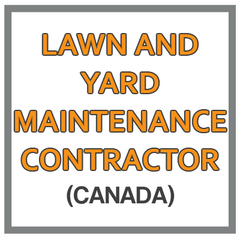QuickBooks Chart Of Accounts For Lawn And Yard Maintenance Contractor Based In Canada