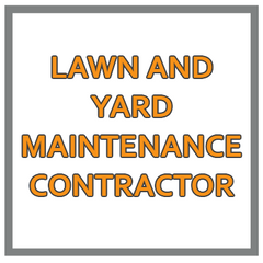 QuickBooks Set Up And Chart Of Accounts Templates For Lawn And Yard Maintenance Contractor