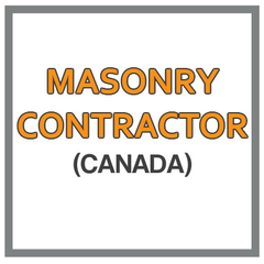 QuickBooks Chart Of Accounts For Masonry Contractor Based In Canada