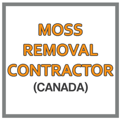 QuickBooks Chart Of Accounts For Moss Removal Contractor Based In Canada