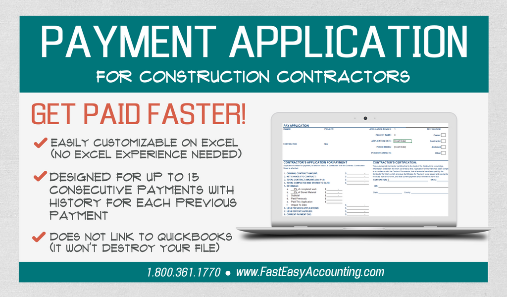 Pay Apps For Construction Contractors