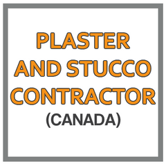 QuickBooks Chart Of Accounts For Plaster And Stucco Contractor Based In Canada