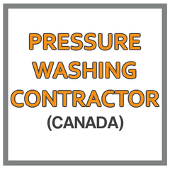 QuickBooks Chart Of Accounts For Pressure Washing Contractor Based In Canada