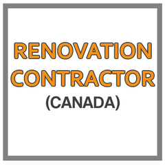 QuickBooks Chart Of Accounts For Renovation Contractor Based In Canada