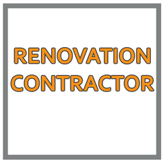 QuickBooks Set Up And Chart Of Accounts Templates For Renovation Contractor