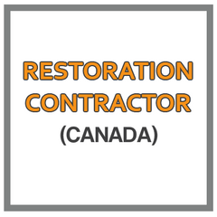 QuickBooks Chart Of Accounts For Restoration Contractor Based In Canada