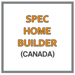 QuickBooks Chart Of Accounts For Spec Home Builder Based In Canada