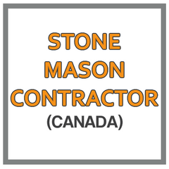 QuickBooks Chart Of Accounts For Stone Mason Contractor Based In Canada