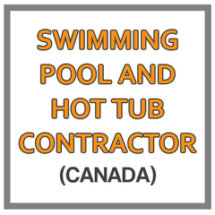 QuickBooks Chart Of Accounts For Swimming Pool And Hot Tub Contractor Based In Canada