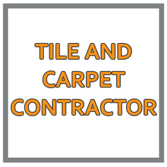 QuickBooks Set Up And Chart Of Accounts Templates For Tile And Carpet Contractor