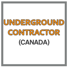 QuickBooks Chart Of Accounts For Underground Contractor Based In Canada