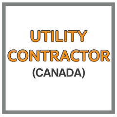 QuickBooks Chart Of Accounts For Utility Contractor Based In Canada