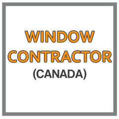 QuickBooks Chart Of Accounts For Window Contractor Based In Canada