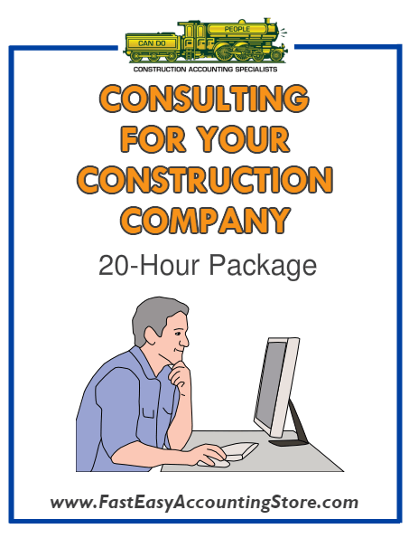 Consulting With Randal For 20 Hours - Fast Easy Accounting Store