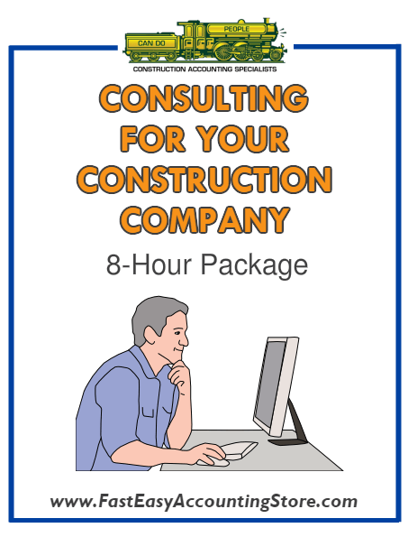 Consulting With Randal For 8 Hours - Fast Easy Accounting Store