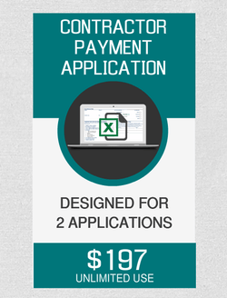 Contractor Payment (2) Applications - Fast Easy Accounting Store